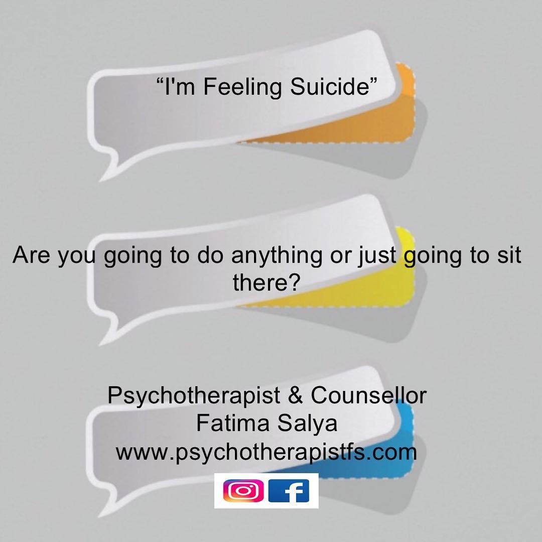I'm Feeling Suicide!